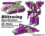 War Within Blitzwing