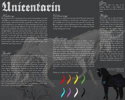 Unicentarin - Breedsheet by mapal