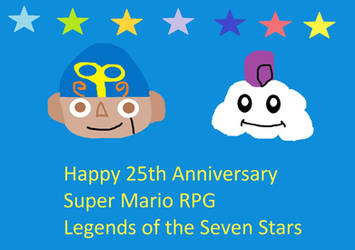 Happy 25th Anniversary Super Mario RPG