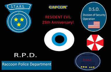 Happy 25th Anniversary Resident Evil