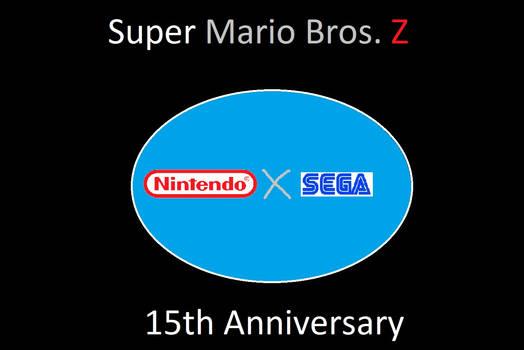 Super Mario Brother Z 15th Anniversary