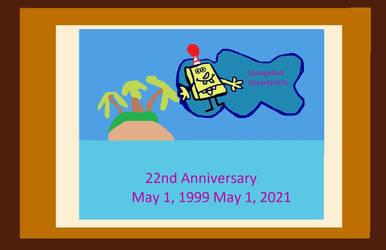 Happy Birthday Spongebob Squarepants!