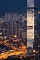 Hong kong skyscraper 2 by JuhaniViitanen