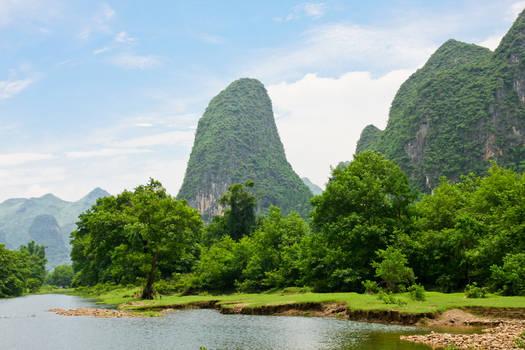 Li landscape