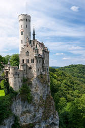 Lichtenstein Castle by JuhaniViitanen