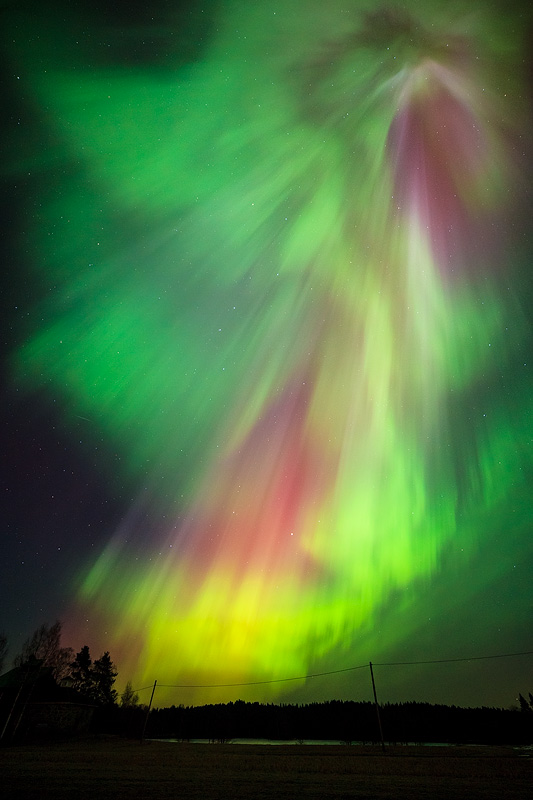 Aurora by juhku