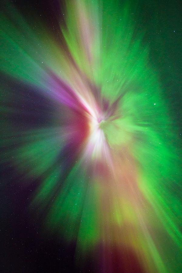 Aurora Corona by JuhaniViitanen