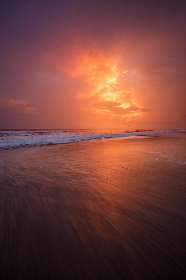 Sunset Glow by JuhaniViitanen