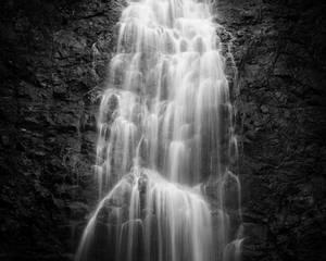 Waterfall by JuhaniViitanen