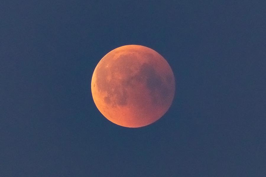 Moon by JuhaniViitanen