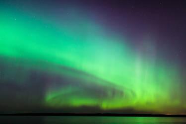 Northern Lights by JuhaniViitanen