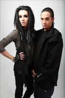 Kaulitz Twins2009 Photoshoot 2 by belong-to-bill