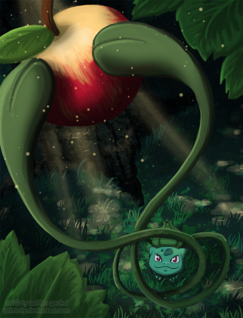 Bulbasaur by Primmly