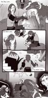 Not Alone Page 38 by Kezhound