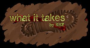 What it Takes Logo