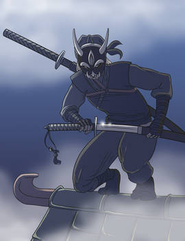 Sho the Ninja