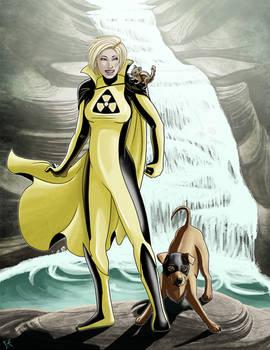 Commission: Super Lois
