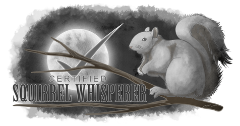 Squirrel Whisperer