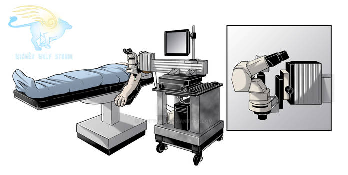 Intraoperative intravital microscopy 2