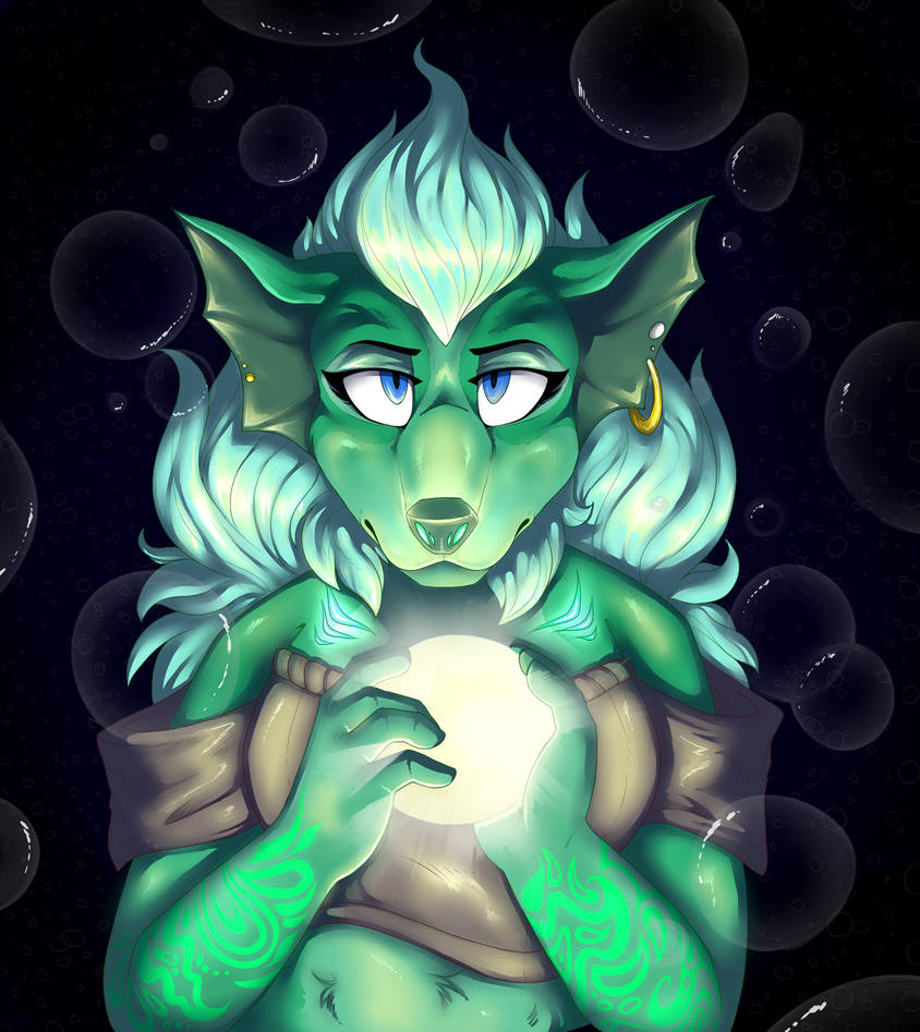 Zelki, The Sea Witch