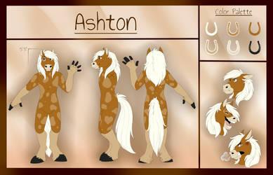 Comm 1-1: Ref of Ashton for Chub