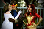 Phoenix, Cyclops and Frost 2