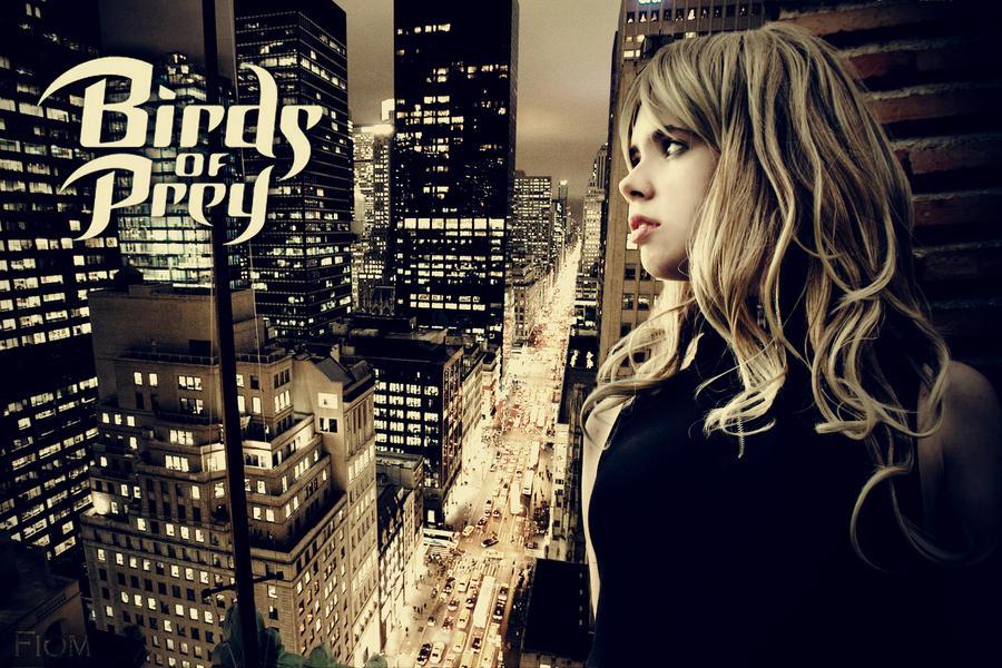 Black Canary - Wait it by WhiteLemon