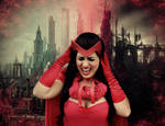 Scarlet Witch - House of M