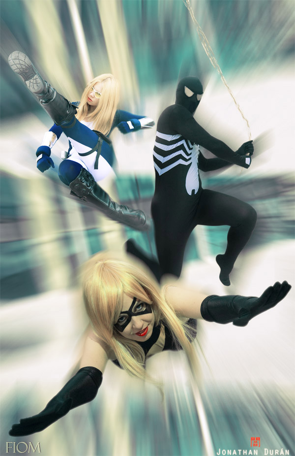 New Avengers - Assemble by WhiteLemon