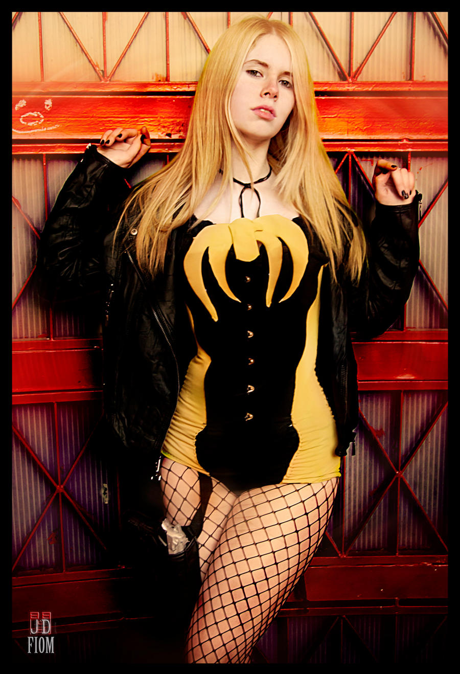 Black Canary - Hello Gotham by WhiteLemon