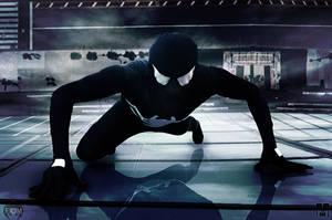 Spiderman - Symbiote by FioreSofen
