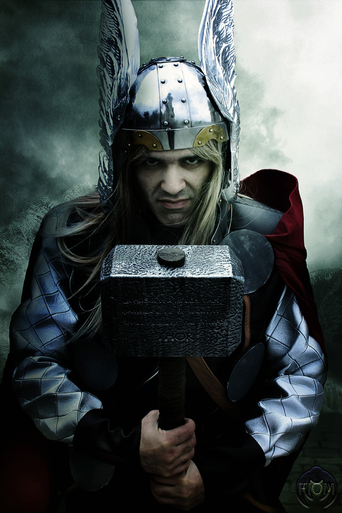 Thor - Son of Asgard by WhiteLemon