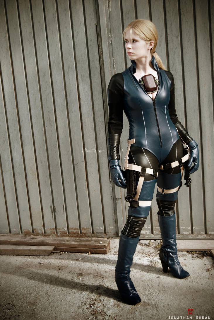 Jill Valentine - On the other side by WhiteLemon
