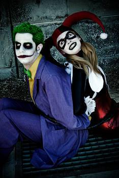 Harley / Joker - Not too bad