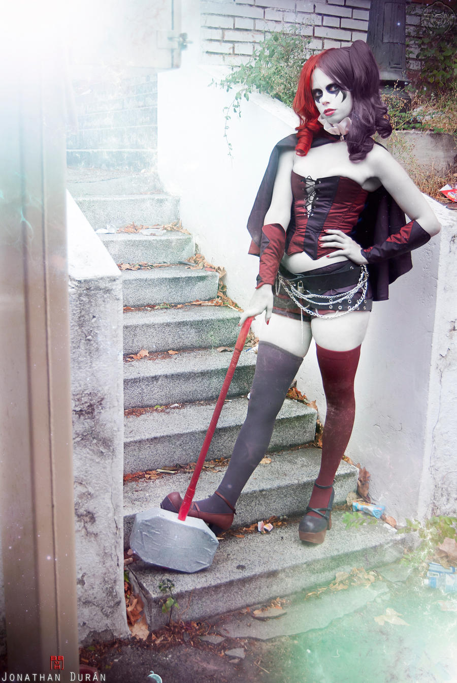 Harley Quinn - Suicide Squad by WhiteLemon