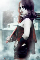 Harley Quinn - Suicide? Me? by FioreSofen
