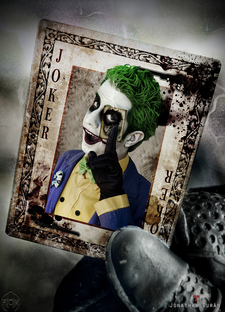 Joker - You'll be the next by WhiteLemon