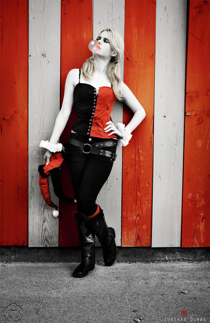 Harley Quinn - Who cares? by WhiteLemon