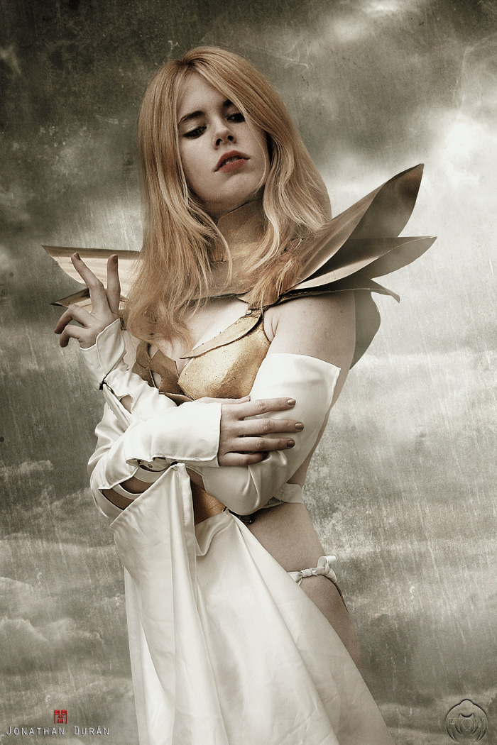 Emma Frost - Against me by WhiteLemon