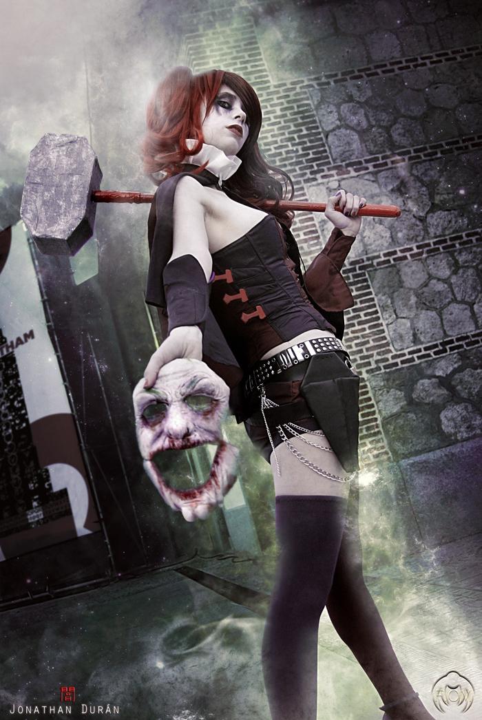 Harley Quinn - Welcome back, Mr. J by WhiteLemon