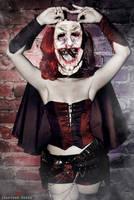 Harley Quinn - I was joking... by FioreSofen