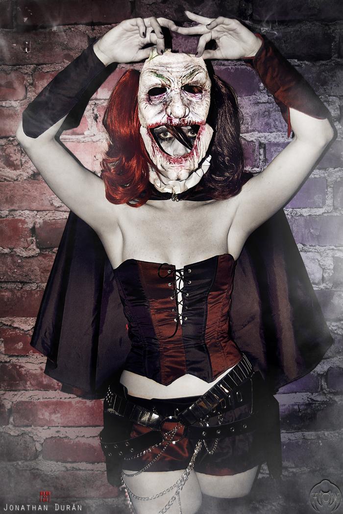 Harley Quinn - I was joking... by WhiteLemon