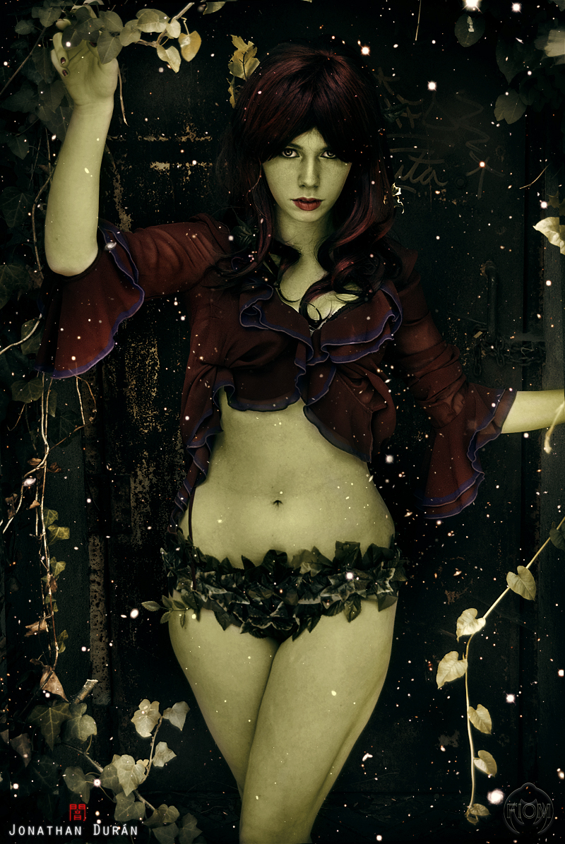 Poison Ivy - Arkham Asylum II by WhiteLemon