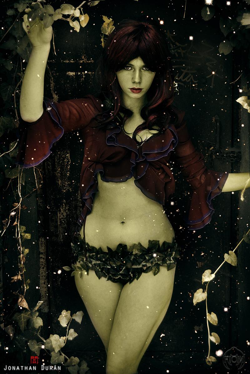 Poison Ivy - Arkham Asylum II by WhiteLemon