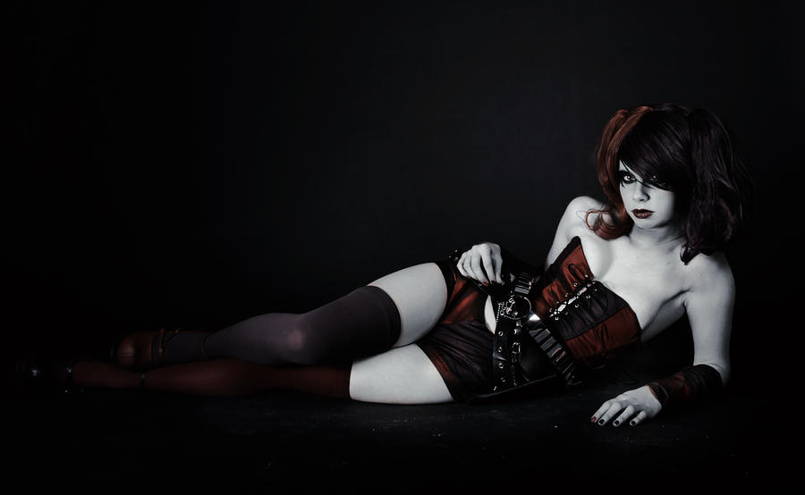 Harley Quinn - Suicide Squad III by WhiteLemon