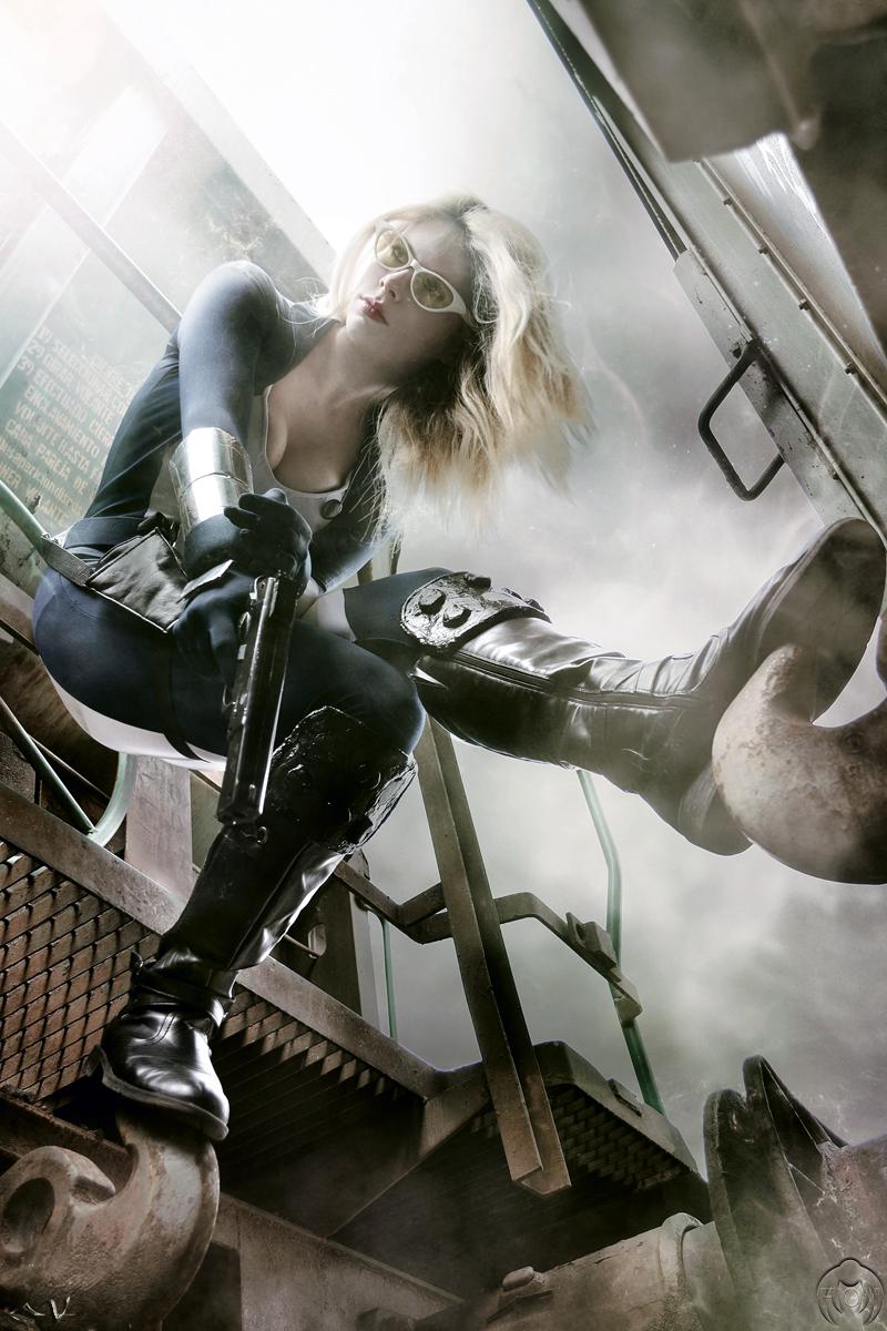 Mockingbird - New Avengers by WhiteLemon