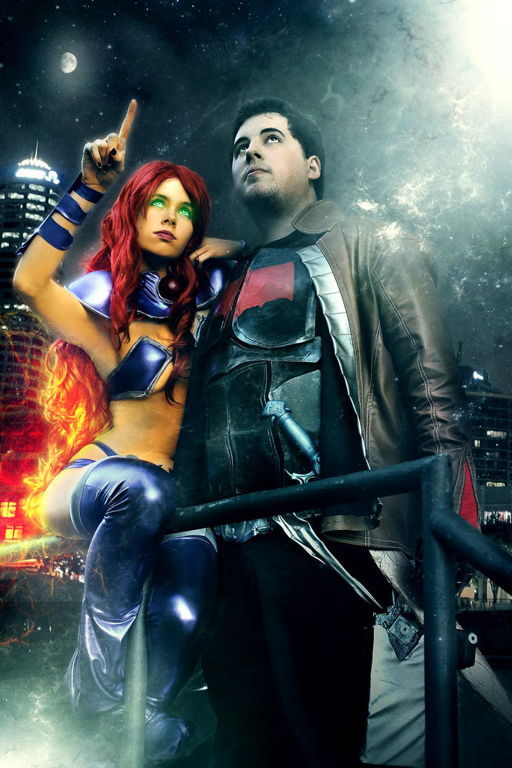 Red Hood And The Outlaws - So far away by WhiteLemon