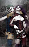 Harley Quinn and Joker - Suicide Squad - New 52