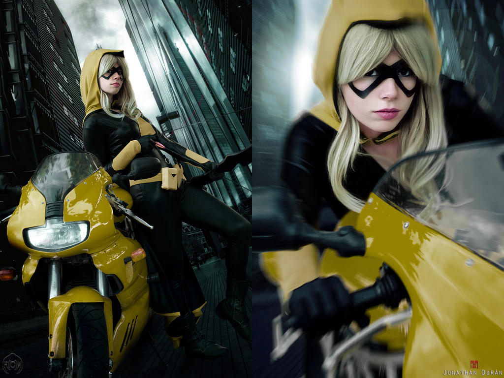 Mia Dearden - Speedy II - Green Arrow Comics by WhiteLemon