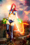 Starfire - Red Hood and The Outlaws - New 52 - DC by FioreSofen